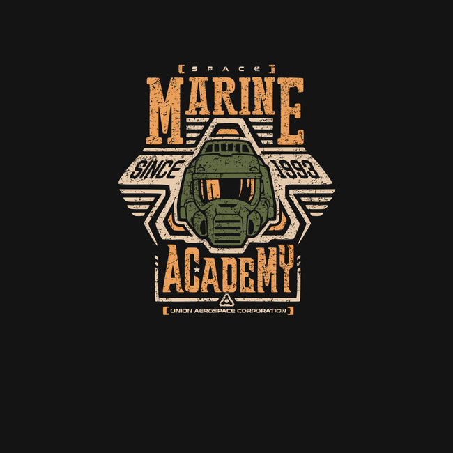 Space Marine Academy-mens basic tee-Olipop