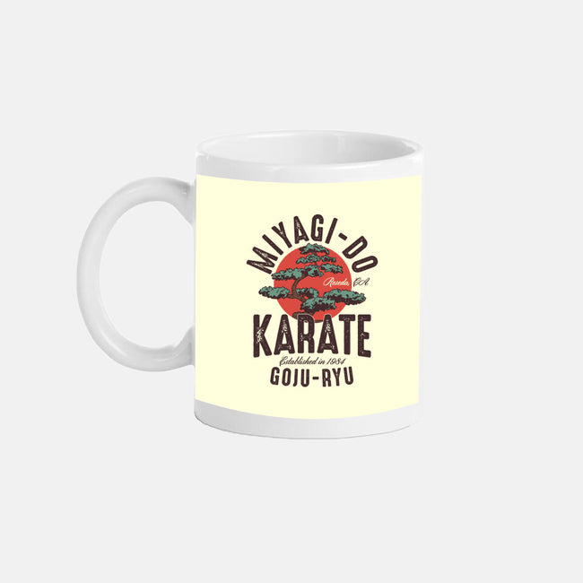 Miyagi-Do Karate-none glossy mug-CoD Designs