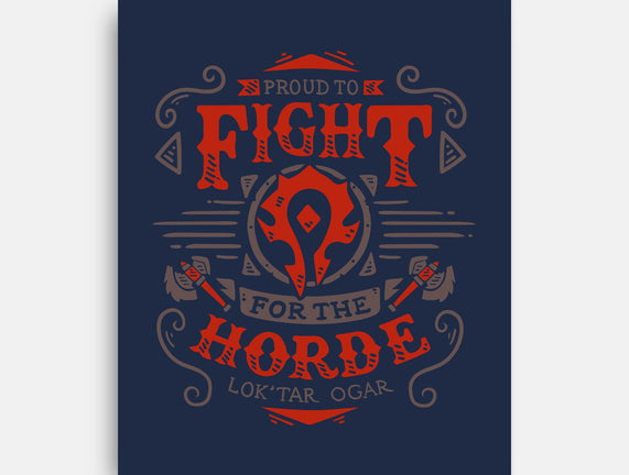 Fight for the Horde