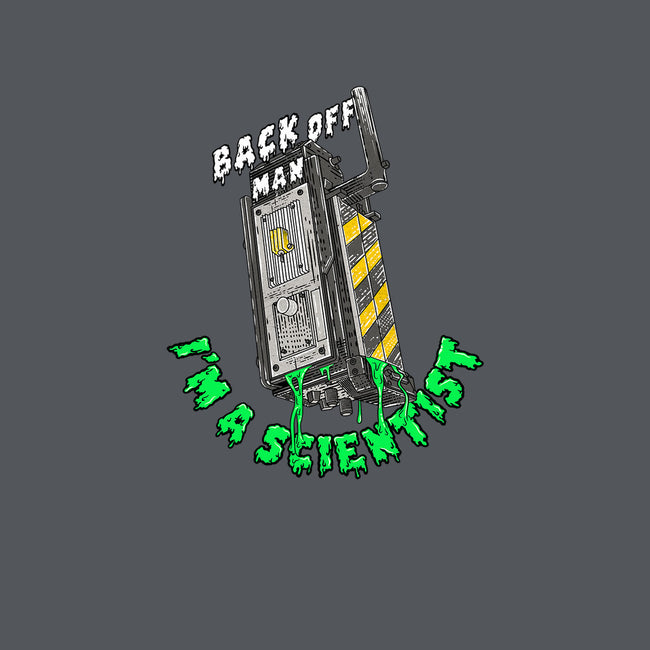 Back Off Man-mens basic tee-rocketman_art