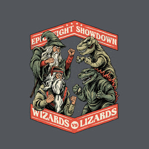 Wizards vs Lizards