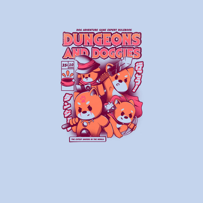 Dungeons and Doggies-unisex pullover sweatshirt-yumie
