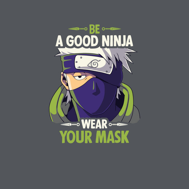 Good Ninja-youth basic tee-Geekydog