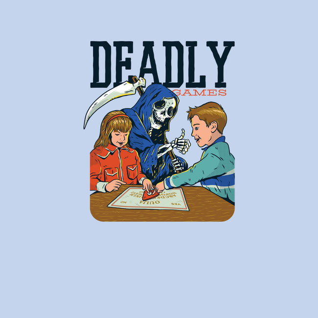 Deadly Games-none stretched canvas-T33s4U
