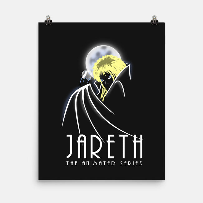 Jareth The Animated Series-none matte poster-MarianoSan
