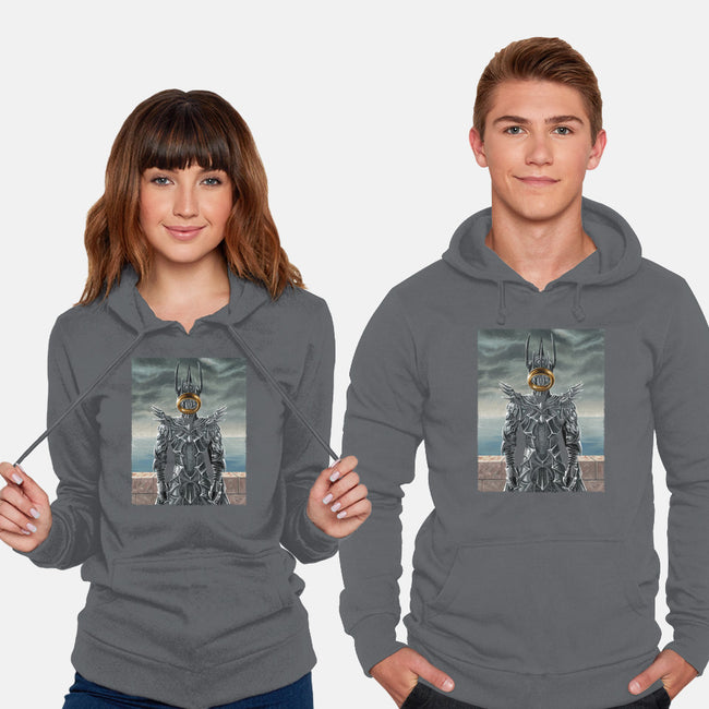 The Ring of Man-unisex pullover sweatshirt-daobiwan