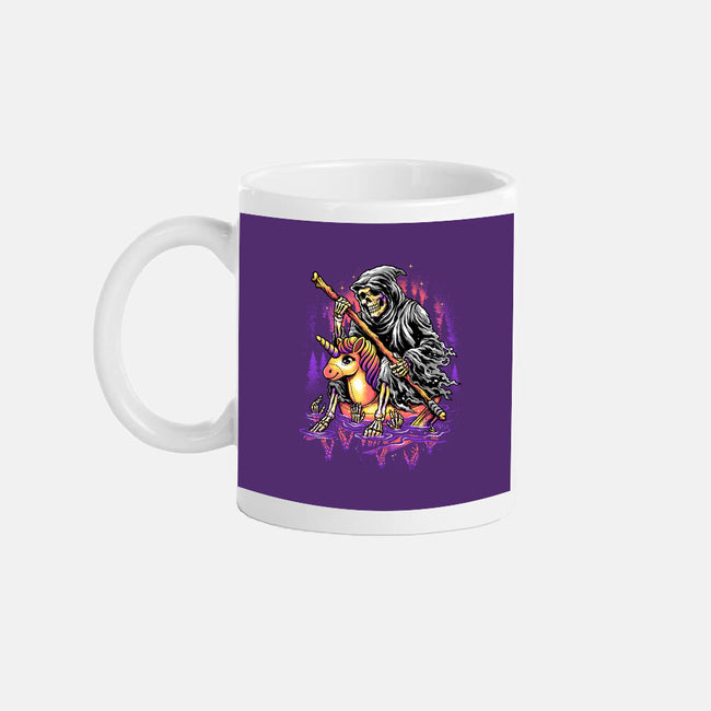 Gently Down The Stream-none glossy mug-glitchygorilla