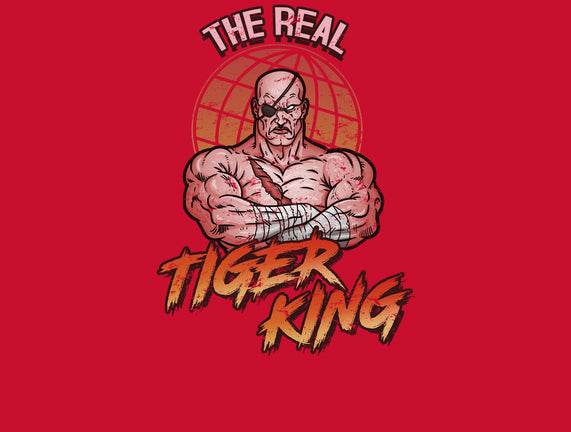 The Real Tiger King