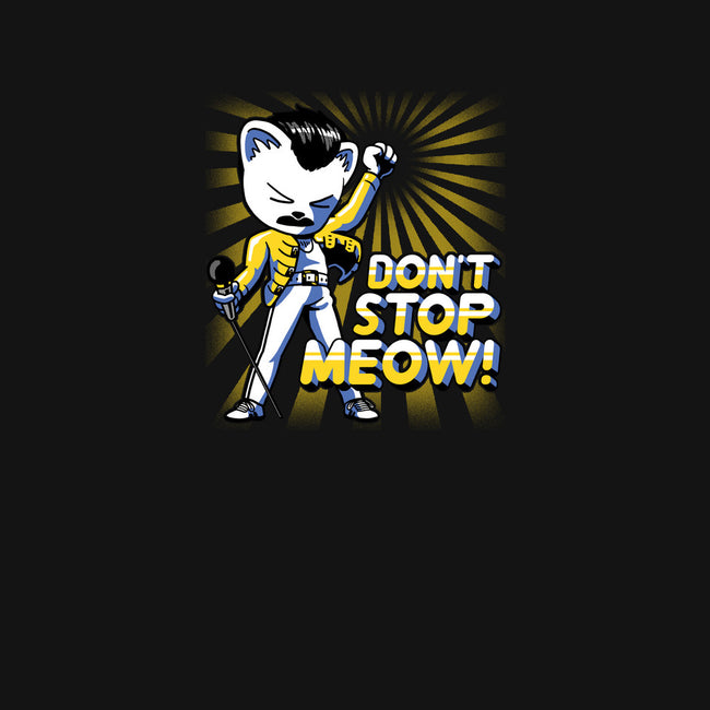 Don't Stop Meow-youth basic tee-estudiofitas