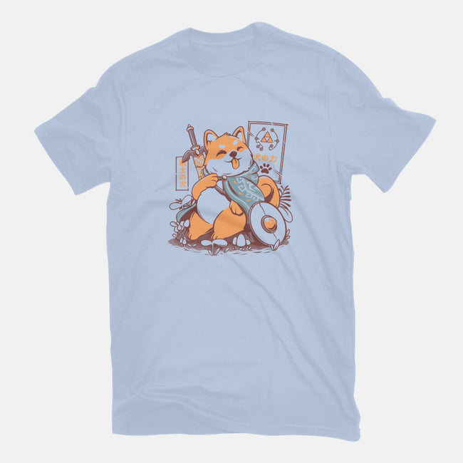 The Legend of Dog-youth basic tee-ilustrata