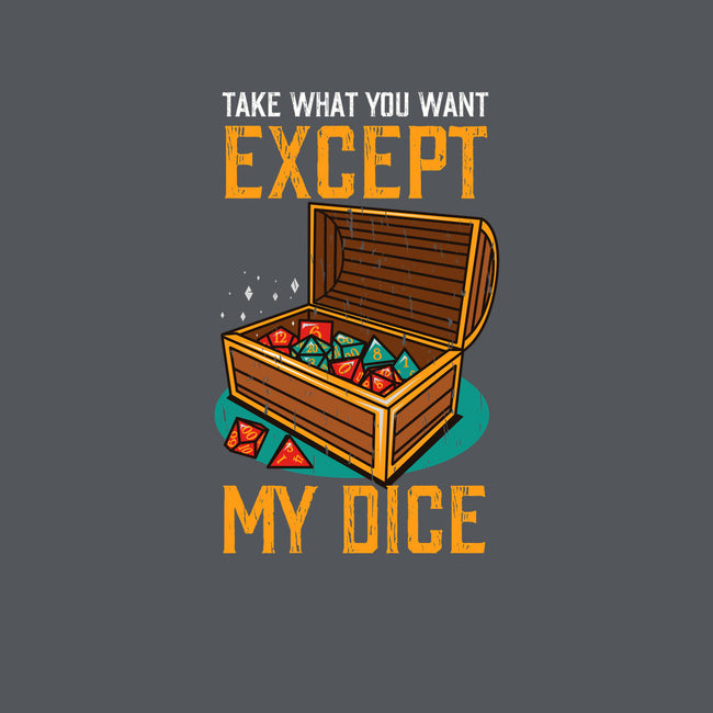 Except My Dice-mens premium tee-Domii