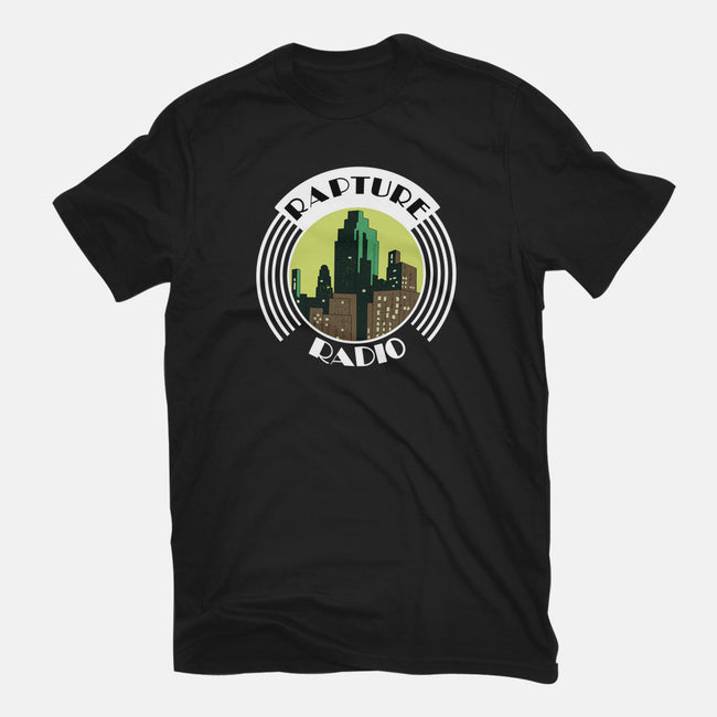 Rapture Radio-mens basic tee-Zody