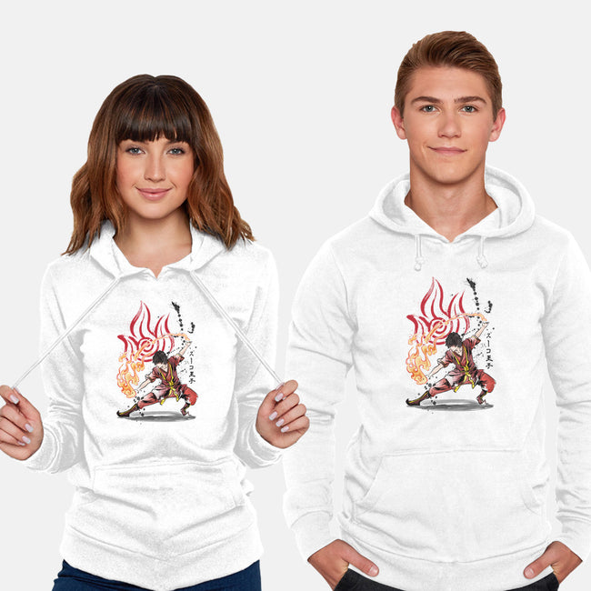 The Power of the Fire Nation-unisex pullover sweatshirt-DrMonekers