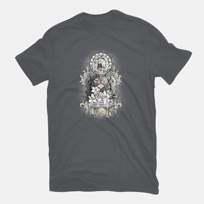 Glory to Mankind-mens basic tee-Fearcheck