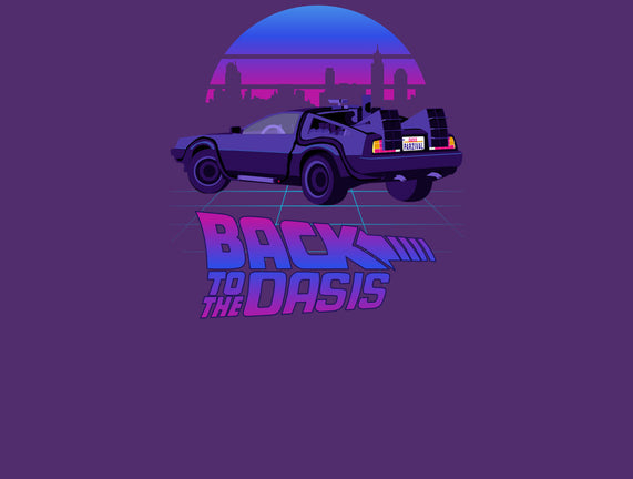 Back to the Oasis