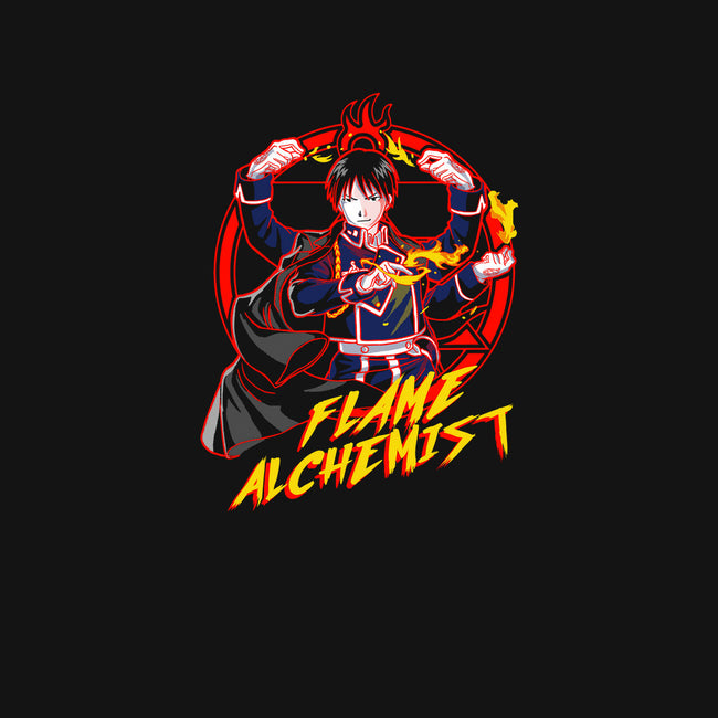 Flame Alchemist-youth basic tee-constantine2454