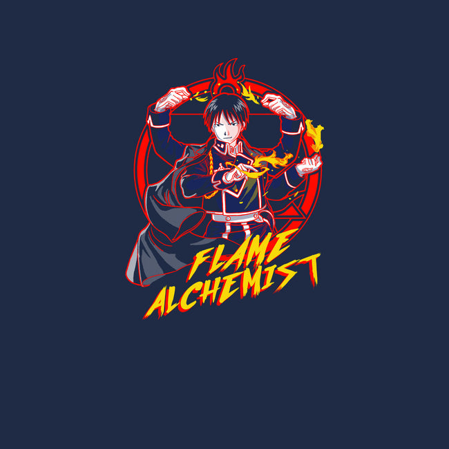Flame Alchemist-mens heavyweight tee-constantine2454