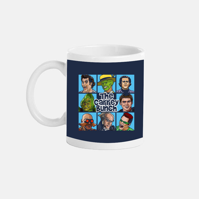 The Carrey Bunch-none glossy mug-CoD Designs