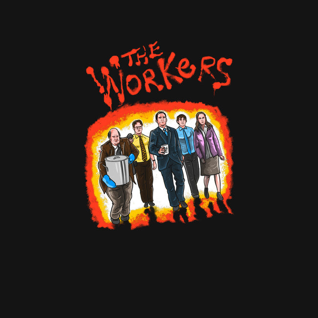 The Workers-unisex basic face mask-MarianoSan