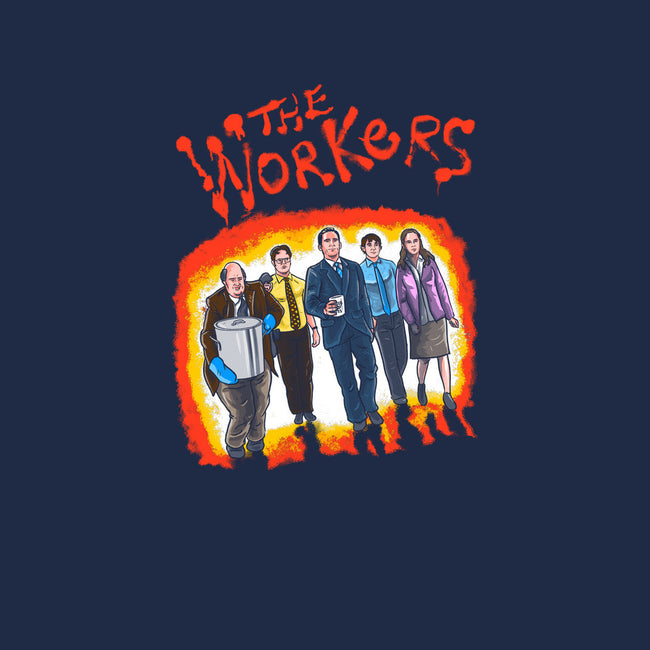 The Workers-mens heavyweight tee-MarianoSan