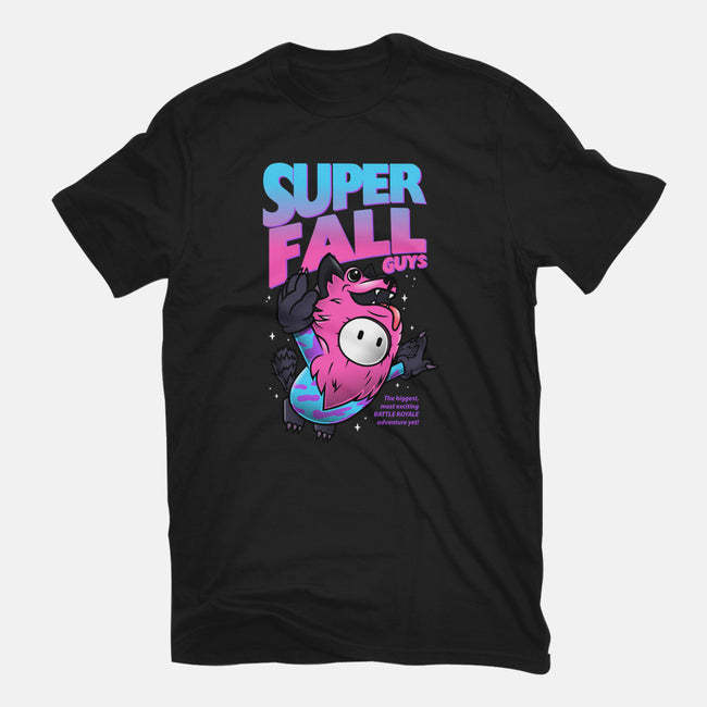 Super Fall Creatures-youth basic tee-Diegobadutees