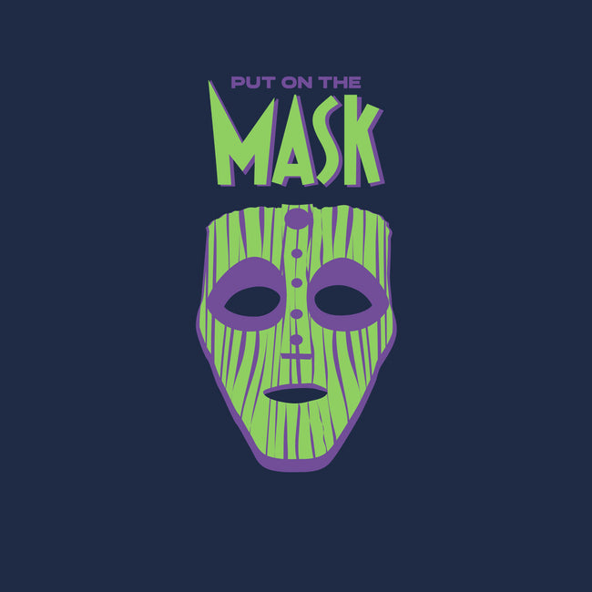 Put on The Mask-youth pullover sweatshirt-Cris7.7