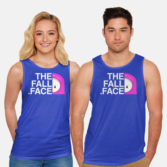 The Fall Face-unisex basic tank-shirox