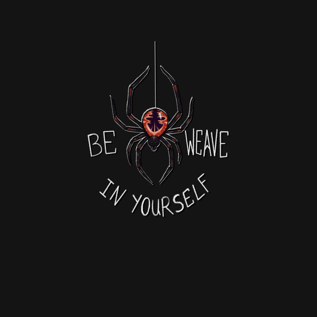 Be Weave in Yourself-mens heavyweight tee-Todd's Hollow