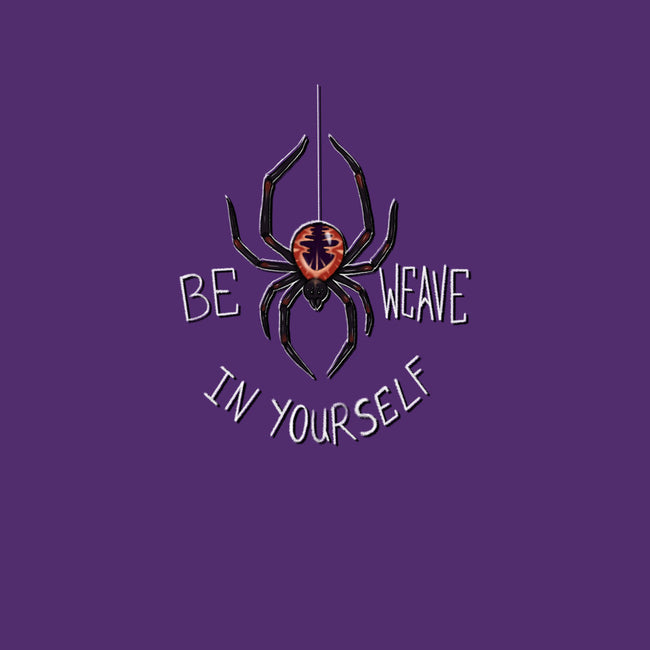 Be Weave in Yourself-none glossy sticker-Todd's Hollow