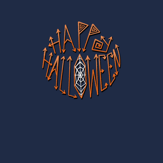 Happy Halloween-womens basic tee-Todd's Hollow