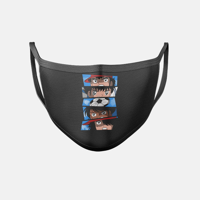Ball is Life-unisex basic face mask-dumbassman