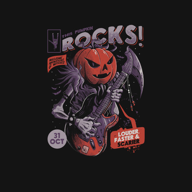 Rock Pumpkin-unisex basic face mask-eduely