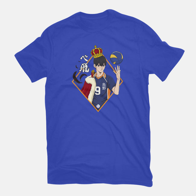 King of the Court-womens basic tee-TeeTowR