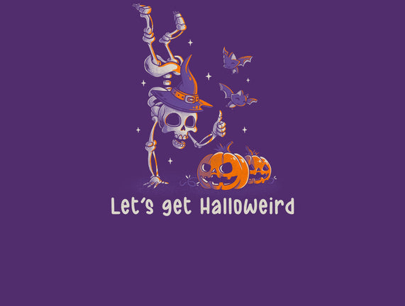 Let's get Halloweird