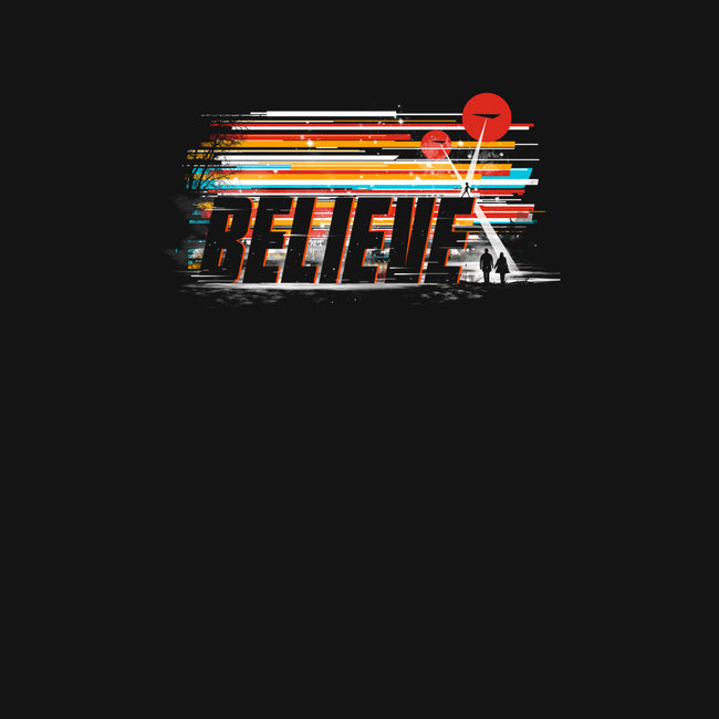 Believe-mens basic tee-kharmazero