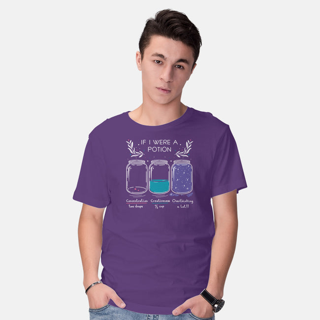Jars Of Me-mens basic tee-Domii