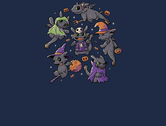 Halloween Dragons