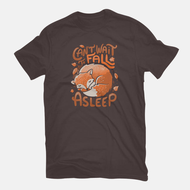 Can't Wait To Fall Asleep-mens heavyweight tee-eduely