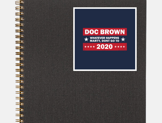 Doc Brown 2020