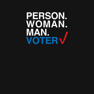 Person Woman Man Voter
