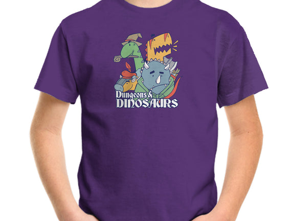 Dungeons and Dinosaurs