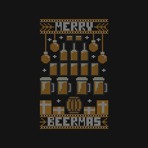 Merry Beermas Sweater