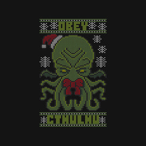 Obey Cthulhu Sweater
