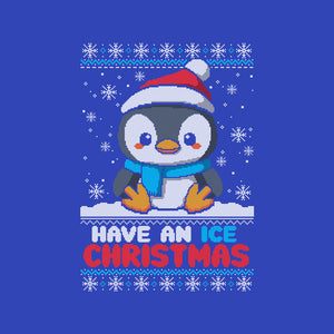 Penguin Ice Christmas