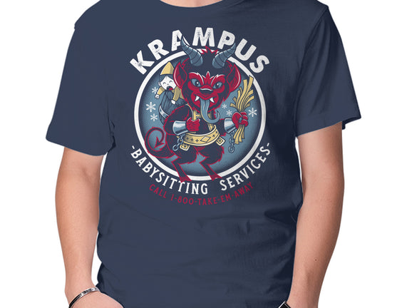 Krampus Babysitting Services