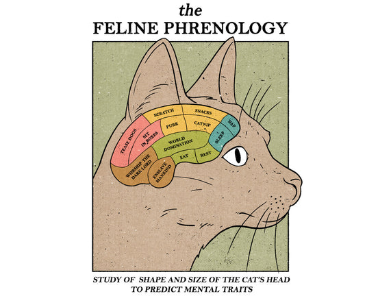 The Feline Phrenology