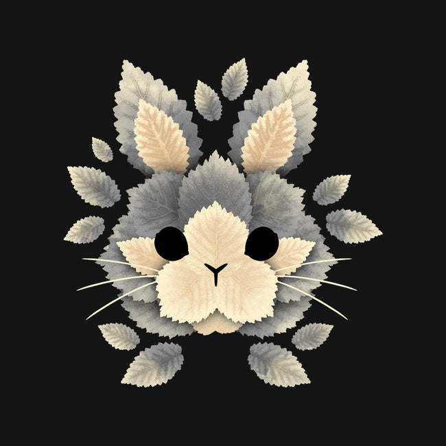 Bunny Of Leaves-mens basic tee-NemiMakeit