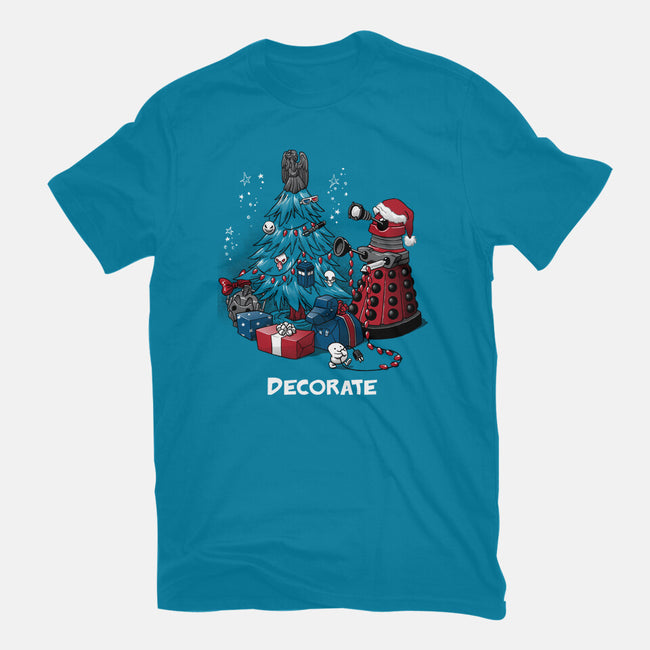 Decorate-mens basic tee-DoOomcat