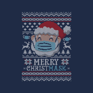 Ugly Christmask Sweater