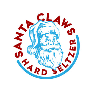 Santa Claws Hard Seltzer